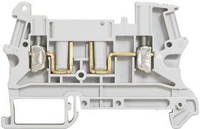 Блок клеммный Viking3 2.5кв.мм шаг 6мм открытая Leg 037180