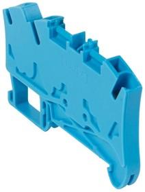 Блок клеммный Viking3 4кв.мм шаг 6мм 1вх./2вых. для нейтрали Leg 037244