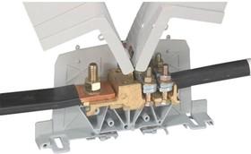Блок клеммный VikingЗ пластина 150кв.мм Cu 70кв.мм Leg 039017