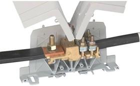 Блок клеммный под кабель VikingЗ 300кв.мм Cu 120кв.мм Leg 039018