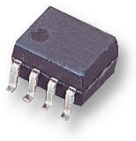 Фото 1/2 IL206AT, Optocoupler DC-IN 1-CH Transistor With Base DC-OUT 8-Pin SOIC N T/R
