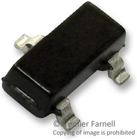 FDV302P, МОП-транзистор, P Канал, -120 мА, -25 В, 7.9 Ом, -4.5 В, -1 В