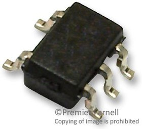 Фото 1/2 LMV321SQ3T2G, Op Amp Single Low Voltage Amplifier R-R O/P 5V 5-Pin SC-88A T/R