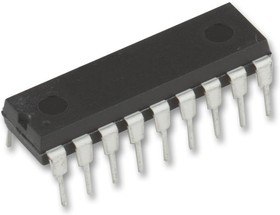 PIC16F1847-I/P, Микроконтроллер 8 бит, Flash, PIC16F18xx, 32 МГц, 14 КБ, 1 КБ, 18 вывод(-ов), DIP