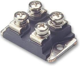 STTH6006TV1, Модуль диода, 600 В, 60 А, 1.4 В, Двойной Изолированный, STTH6 Series
