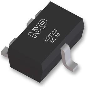BC850BW,115, Биполярный - РЧ транзистор, NPN, 45 В, 100 МГц, 200 мВт, 100 мА, 450 hFE
