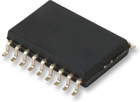 PIC16F818-I/SO, Микроконтроллер 8 бит, Flash, PIC16F, 20 МГц, 1.75 КБ, 128 Байт, 18 вывод(-ов), SOIC