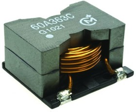 Фото 1/2 60A163C, Inductor Power Wirewound 16uH 10% 100KHz 9.6A 0.009Ohm DCR T/R
