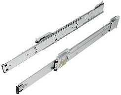"""MCP-290-00058-0N, Элемент корпуса Supermicro 19"""" to 26.6"""" rail set, quick/quick, optional for 3U 17.2"""" W chassis"""