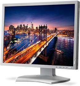Фото 1/8 P212, Монитор жидкокристаллический NEC Монитор LCD 21.3'' [4:3] 1600х1200(UXGA) IPS, nonGLARE, 440cd/m2, H