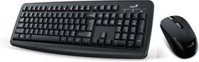 31330003402, Комплект Genius клавиатура + мышь Smart KM-200