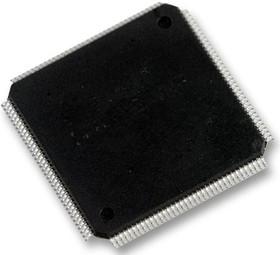 PIC32MZ2048ECM144-I/PH, Микроконтроллер 32 бита, встроенные возможности подключения, PIC32 MZ, 200 МГц, 2 МБ, 512 КБ