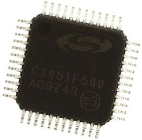 Фото 1/3 C8051F500-IQ, MCU,8051,50MIPS,64KB Flas