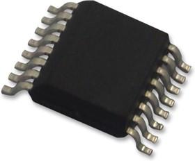 ADS7841EB, АЦП, 12 бит, 200 Квыборок/с, Однополярный, 2.7 В, 5.25 В, SSOP
