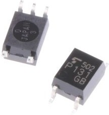 TLP131(GB-TPL,F), Optocoupler DC-IN 1-CH Transistor With Base DC-OUT 5-Pin MFSOP T/R