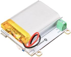 Фото 1/6 Zelo-Power-Bank-V2, Аккумулятор Li-Ion 2000 мА ч для Arduino проектов