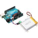 Фото 5/6 Zelo-Power-Bank-V2, Аккумулятор Li-Ion 2000 мА ч для Arduino проектов