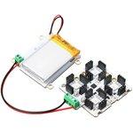 Фото 6/6 Zelo-Power-Bank-V2, Аккумулятор Li-Ion 2000 мА ч для Arduino проектов