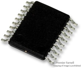 TPS76833QPWPG4, Фиксированный стабилизатор с малым падением напряжения, 2.7В до 10В, 350мВ, 3.3В, 1А, HTSSOP-20