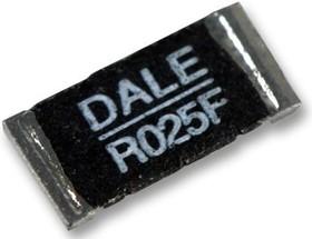 WSL2010R0250FEA, Res Metal Strip 2010 0.025 Ohm 1% 0.5W(1/2W) ±75ppm/°C Sulfur Resistant Pad SMD Automotive T/R