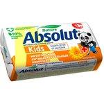 Absolut Nature Kids мыло твердое антибактериальное Календула 90г, Мыло