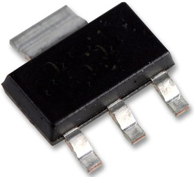 Фото 1/2 BCP54, Trans GP BJT NPN 45V 1.5A 4-Pin(3+Tab) SOT-223 T/R