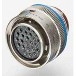 Фото 2/2 M83723/75W1020N L/C, Conn Circular SKT 3 POS Crimp ST Cable Mount 3 Terminal 1 Port