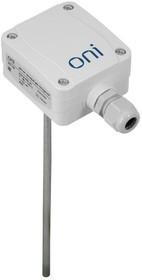 Датчик температуры погружной PT100 L= 400мм ONI TSD-2-PT100-400