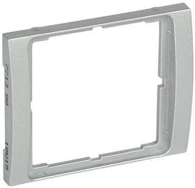 Панель лицевая для адаптера 50х50 алюм. Galea Life Leg 771399