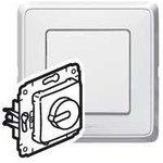 Механизм светорегулятора СП Cariva 300Вт бел. Leg 773617