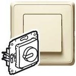 Механизм светорегулятора СП Cariva 300Вт сл. кость Leg 773717