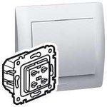 Механизм светорегулятора кнопочного СП Galea Life 400Вт Leg 775652