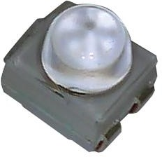 Фото 1/2 HSMC-A431-X90M1, Светодиод, Красный, SMD (Поверхностный Монтаж), 50 мА, 2.2 В, 626 нм