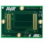 Фото 2/3 ATSTK600-RC20, ATSTK600-RC20 -MICROCHIP - Маршрутная карта, 32-выводный микроконтроллер megaAVR в гнезде TQFP, испо