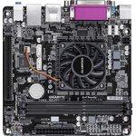 Материнская плата Gigabyte GA-E6010N 2xDDR3 mini-ITX AC`97 8ch(7.1) GbLAN+VGA+HDMI