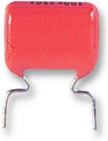 BFC236855105, Пленочный конденсатор, 1 мкФ, 400 В, PET (Полиэфир), ± 10%, Серия MKT368