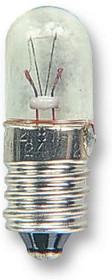 W599, Лампа накаливания, 24 В, E10 / MES, 10мм / T-3 1/4, 1.24, 3000 ч