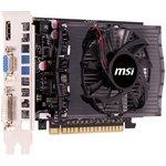 Видеокарта MSI PCI-E N730-4GD3 nVidia GeForce GT 730 4096Mb ...