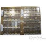 CCR-02, Комплект резисторов, 1110 штук, 10Ом до 1МОм угольные резисторы