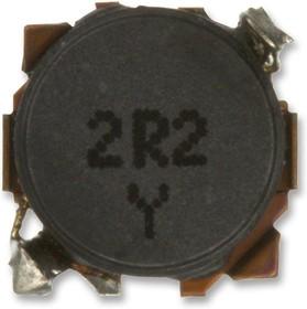 ELL6SH100M, Силовой индуктор поверхностного монтажа, Серия ELL-6RH, 10 мкГн, 1.3 А, Экранированный, 0.065 Ом