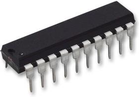 MAX192BCPP+, АЦП, низкой мощности, 10 бит, 133 Квыборок/с, Однополярный, 4.75 В, 5.25 В, DIP