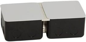 Коробка под заливку 6(2х3)мод. Leg 054002