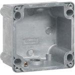 Коробка метал. Hypra 2К+З 16А 2 ввод Leg 052059