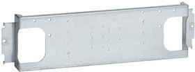 Пластина DPX3 160 с/без диф. горизонт. Leg 020213