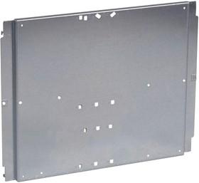 Пластина для DPX630 верт. с/без блок диф. защиты верт. XL3 400 Leg 020236