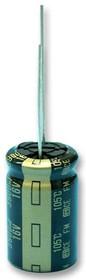 EEUFM1E331, Электролитический конденсатор, 330 мкФ, 25 В, Серия FM, ± 20%, Радиальные Выводы, 10 мм