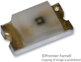 HSMD-C190, Светодиод, Оранжевый, SMD (Поверхностный Монтаж), 0.8мм x 1мм, 20 мА, 2.2 В, 604 нм