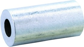 SPC21541, SPACER, HEX, AL 0.25IN X 6.35MM