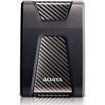 """Жесткий диск A-Data USB 3.0 2Tb AHD650-2TU31-CBK HD650 DashDrive Durable 2.5"""" черный"""