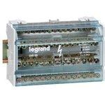 Блок модульный распределительный 4P 13 контк. 40А Leg 004885